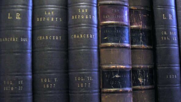 Books in the Signet Library